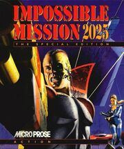 Impossible Mission 2025 - The Special Edition - Portada.jpg