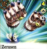 Zerusen