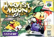 Harvest Moon 64 - Portada.jpg