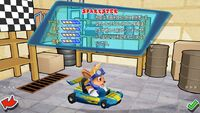 Krazy Kart Racing captura 3
