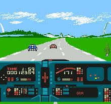 Knight Rider NES captura3.png
