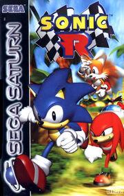 Sonic R - Portada.jpg