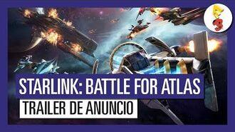 Starlink Battle for Atlas - Trailer de anuncio E3 2017