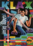 Klax Game Gear portada usa