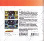 Klax Amstrad CPC reverso