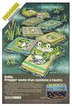 Frogger Ad Parker Brothers 2