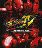 Street Fighter IV - The Ties That Bind