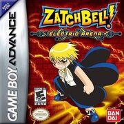 Zatch Bell! Electric Arena portada USA
