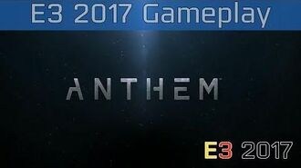 Anthem - E3 2017 Gameplay Reveal 4K 2160P-0