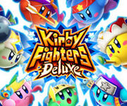 Kirby Fighters Deluxe portada USA.jpg