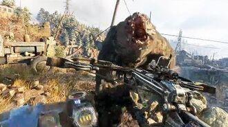 METRO EXODUS Gameplay Trailer (E3 2017) Xbox One X