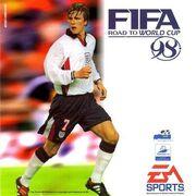FIFA - Road to World Cup 98 - Portada.jpg