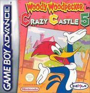 Woody Woodpecker in Crazy Castle 5 - Portada.jpg