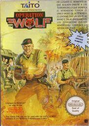 Operation Wolf - Portada.jpg