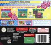 Kirby Mass Attack portada AUS rev