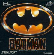 Batman - The Video Game (TG16) - Portada.jpg