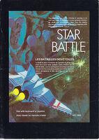 Star Battle VIC-20 portada