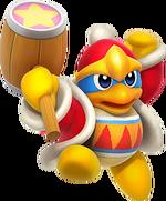 Kirby Triple Deluxe - Rey Dedede.png