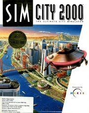 SimCity 2000 portada Amiga.jpg