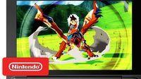Monster Hunter Stories - Official Nintendo 3DS Trailer-1