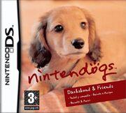 Nintendogs - Dachshund and Friends - Portada.jpg