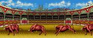 Fatal Fury Special - Escenario - Pamplona (SNES)