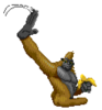 The Lion King Genesis Sprite Gorila