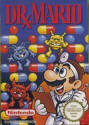 Dr. Mario - Portada.jpg