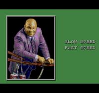 ¿Slow Speed o Fast Speed?.