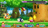 Kirby's Return to Dream Land captura