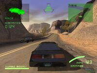 Knight Rider Game captura
