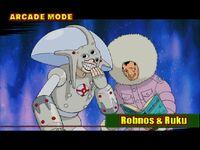 Robnos y Ruku - Mamodo Fury