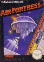 Air Fortress - Portada