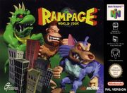 Rampage - World Tour - Portada.jpg