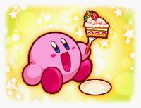 Ñam! Una rica torta.