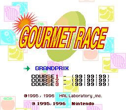 KirbySuperStarGourmet Race