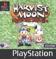 Harvest Moon - Back to Nature - Portada.jpg