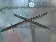Arisaka Type 99 bayonet