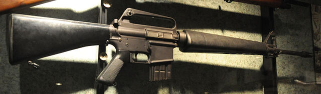 File:Colt AR-15 on display at the NFM.jpg