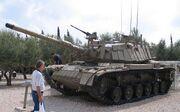M60A1-Patton-Blazer-latrun-2