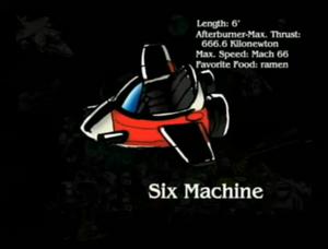 Sixmachine