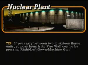 Nuclear Plant Cover