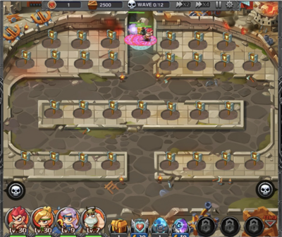 Stronghold Defense