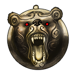 Bear Talisman