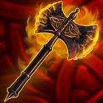Heavenfire Axe