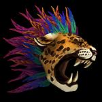 Jaguar Headpiece