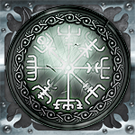 Legendary Compass Shield
