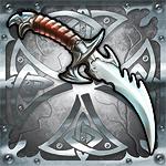 Legendary Forsaken Dagger