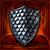 Elite Black Scale Shield
