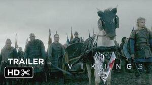 Vikings Season 4B - Midseason Trailer REVENGE (HD)